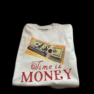 Other - Time is Money T-shirt